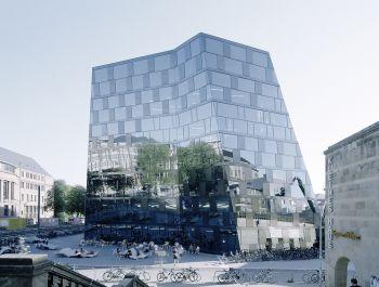 Library in Freiburg | Degelo Architekten + IttenbrechBühl