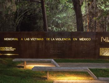 Memorial to Victims of Violence in Mexico | Gaeta Springall