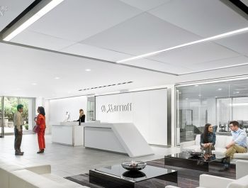 Marriott's Bethesda HQ | Gensler