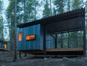 Colorado Micro Cabins | Univ. of Colorado Denver