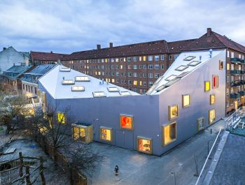 Ama'r Children's Culture House | Dorte Mandrup