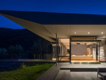 Independence Pass Residence | Bohlin Cywinski Jackson