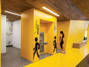 San Jose's Fitness Center for Symantec | Gensler
