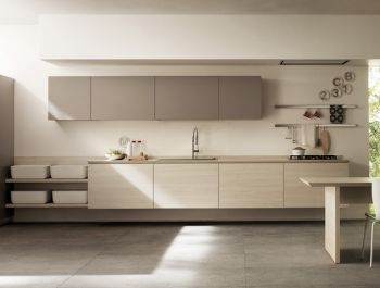 Scavolini Kitchen + Bathroom | Nendo