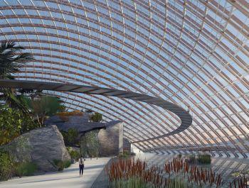 Taiyuan Greenhouse | Delugan Meissl