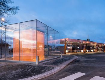 "Lahti Travel Centre | JKMM <span style=""color: #ff6600;"">[MI]</span>"