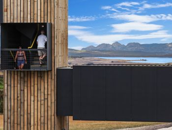 Tasmanian Vineyard Tower | Cumulus Studio