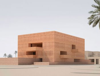 Photography Museum for Marrakech | David Chipperfield