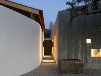 House in Chamusca Da Beira | João Mendes Ribeiro
