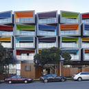 Spectrum Apartments | Kavellaris Urban Design