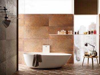 Lamiera Bathroom | Giuseppe Burgio