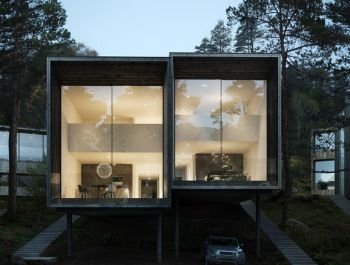 Stockholm Scandinavian Housing by Imola & Henrik Schulz -Tomorrow AB