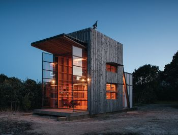Hut on Sleds | Crosson Architects