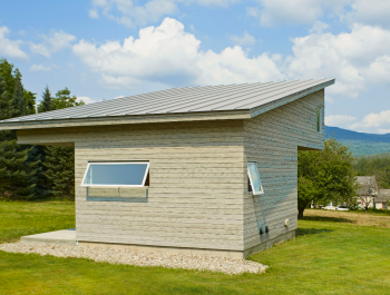 Micro House-Huntington-Vermont | Elizabeth Herrmann