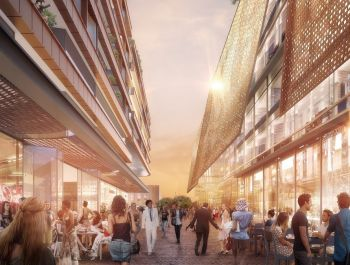Trio of Towers for Parramatta | PTW