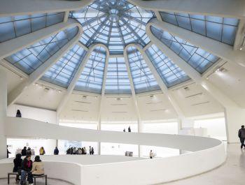 Frank Lloyd Wright's Solomon R. Guggenheim Museum | Laurian Ghinitoiu