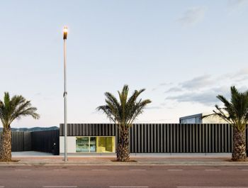 Tortosa Swimming Pool | Arquitecturia