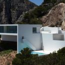 House on the Cliff | Fran Silvestre