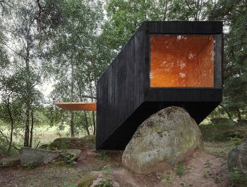 Forest Retreat | Uhlik Architekti