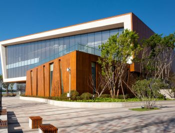 Wood cladding-Facade | Parklex