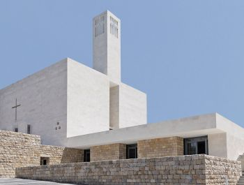 St Elie Church on Mount Lebanon | Maroun Lahou
