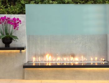 Modern Fireplace | Spark