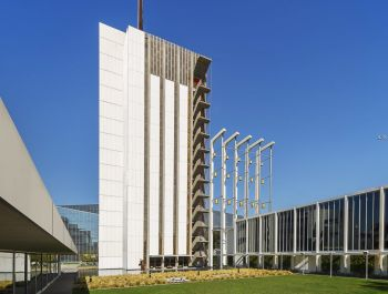 Tower of Hope-Christ Cathedral | Richard Neutra-Matt Construction