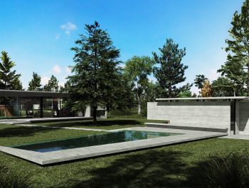 MIralagos House | Besonias Almelda