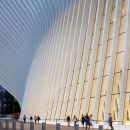 Calatrava's WTC Transportation Hub  | Hufton+Crow Photography |