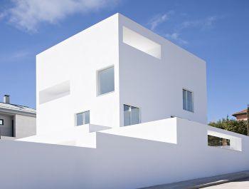 Raumplan House | Alberto Campo Baeza