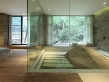 Mountain Landscape House | Xu Fu-Min