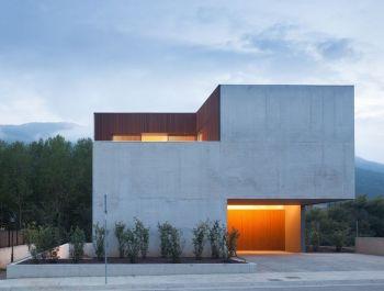 Bitten House | arnau estudi d'arquitectura