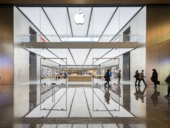 Apple Istanbul Store | Foster Partners