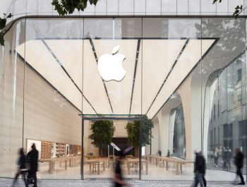 Apple Brussels Store | Jonathan Ive