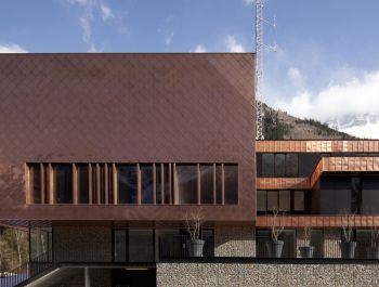 Chamonix Fire Station | Studio Gardoni