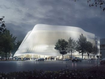 China Philharmonic Hall-Beijing | MAD