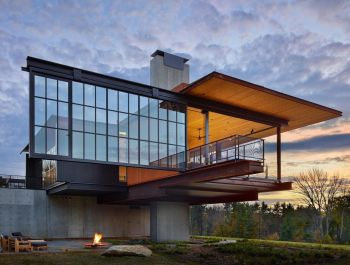 Berkshire Residence | Olson Kundig