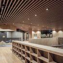 CREC Sales Pavilion & Library | Van Wang Architects