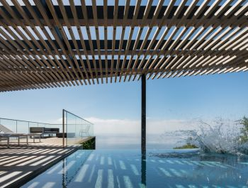 Malibu Pool and Terrace Canopy | Michael Goorevich