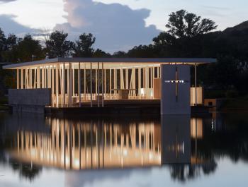 Capilla del Lago | Di Vece arquitectos