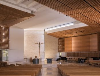 St. Thomas More Catholic Church | Renzo Zecchetto