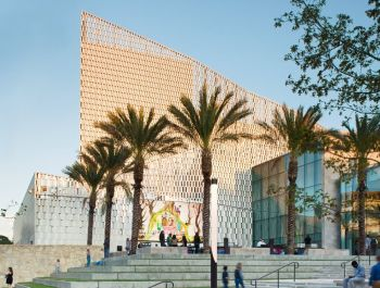 Tobin Center for the Performing Arts | LMN Architects
