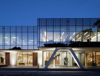 Clarence Reardon Centre | GHD Woodhead