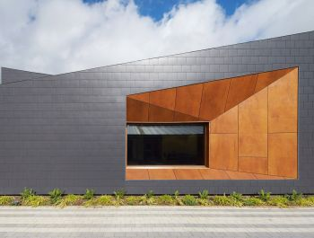 Hampshire Youth Center | Ayre Chamberlain Gaunt