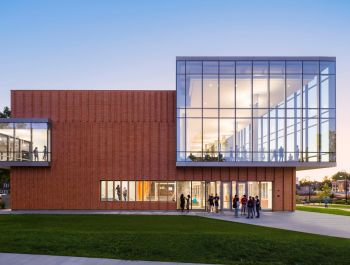 Kent State Center for Architecture | Weiss Manfredi