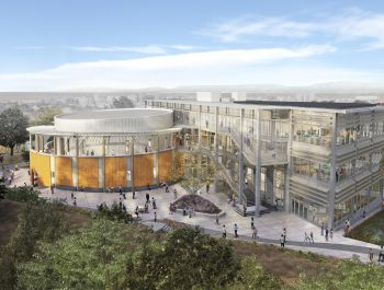 UC Irvine Sustainable Active Learning Center| LMN Architects