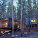Year-Round Micro Cabins / Colorado Building Workshop