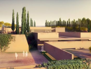 Alhambra Visitor Center | Alvaro Siza