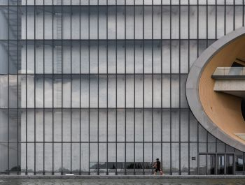 Shanghai Poly Grand Theatre | Tadao Ando
