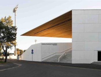Pärnu Stadium | Kamp Arhitektid
